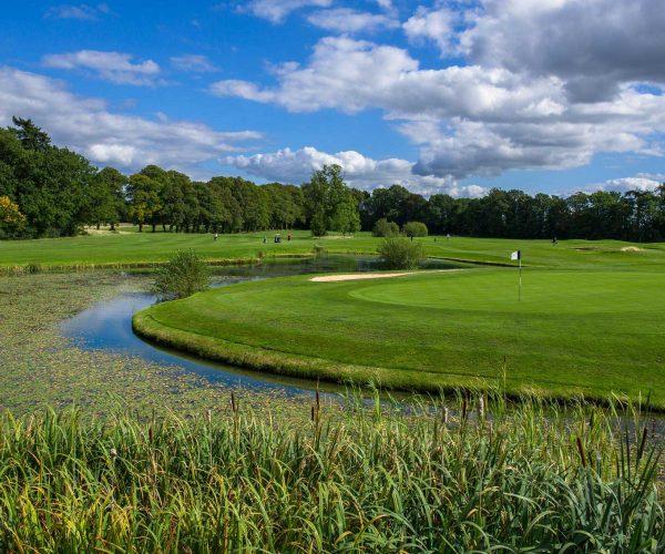 Aldwickbury Golf Course lake