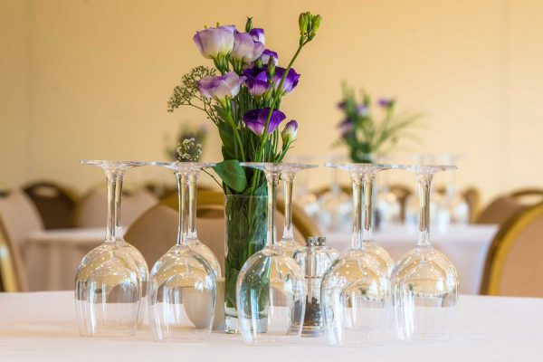Aldwickbury Park Suite Table Setting