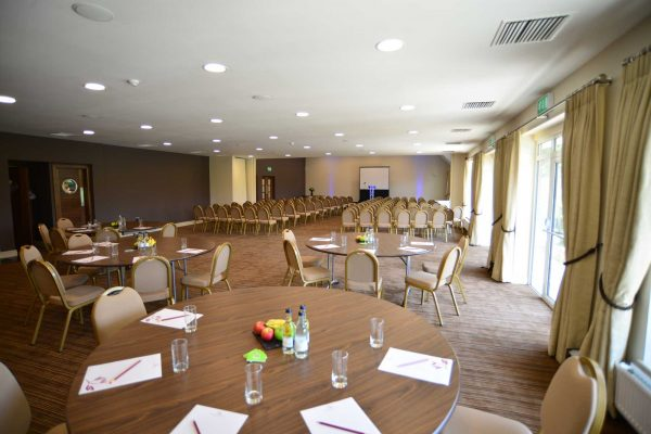 Aldwickbury Park Suite Theatre Style with tables