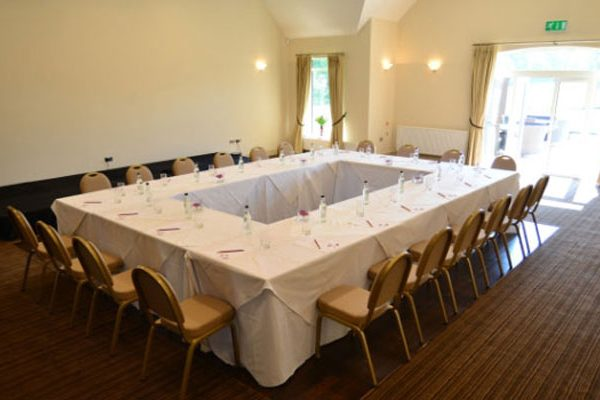 Aldwickbury Park meeting room